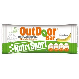 Nutrisport Barritas Outdoor S/Cobertura Exp. 20 Bar.