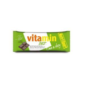 Barritas Vitamin Bar Nutrisport Exp. 20 Und.