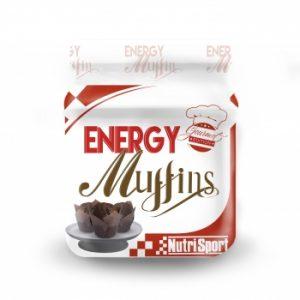 Energy muffins Nutrisport 560 Gr.