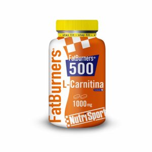 Fat Burners 500 Nutrisport 40 Comprimidos