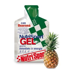 Gel y guaraná Nutrisport 1 Gel