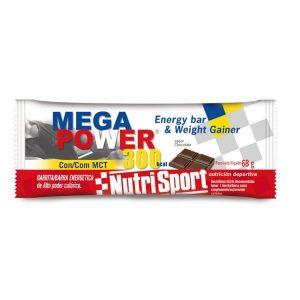 Barrita MegaPower Nutrisport 1 Und.