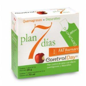 Plan 7 Días Nutrisport (Pack 7 Stick y 7 Sobres)