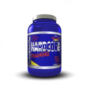 hardcore training aumenta la energía, motivación, fuerza, resistencia y capacidad de esfuerzo resistiendo la fatiga muscular