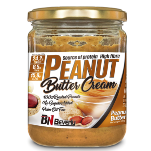 Beverly Nutrition Peanut Butter Cream - Crema de Cacahuete 500 gr