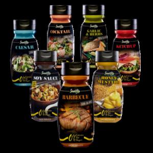 Servivita Salsa sin Calorías 320 ml