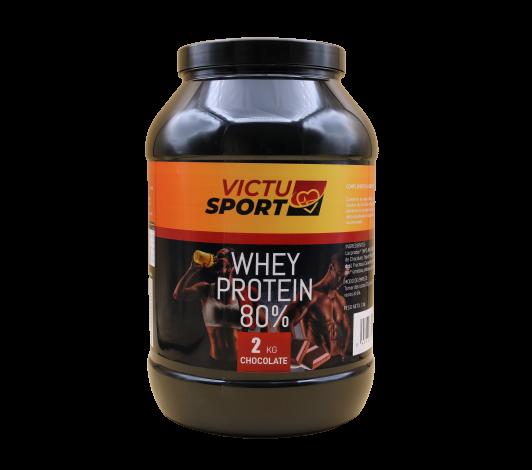 Whey Protein 80% Victusport