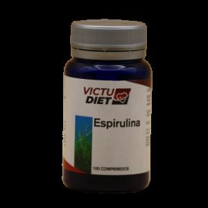 Espirulina (100 Comprimidos) Victudiet