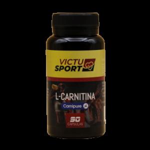 L-Carnitina (Carnipure) Victusport quemador de grasas dietas