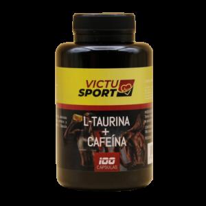 La L-Taurina+Cafeína de Victusport recuperacion